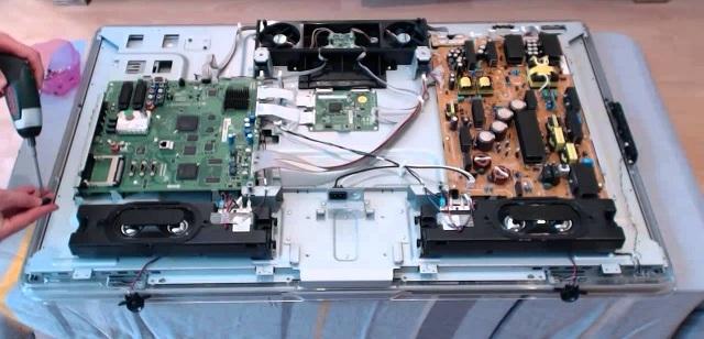 ремонт телевизоров в Алматы с выездом